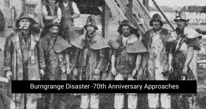 Burngrange Miners circa 1935