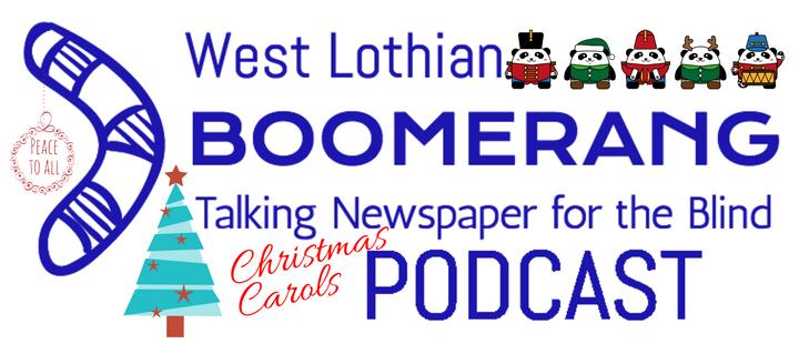 Christmas Carols by East Kilbride's, Anyone Can Sing Choir